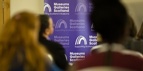 Chief Executive Officer of Museums Galleries Scotland steps down